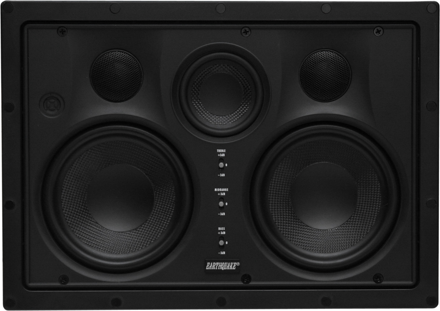 EWS530C Edgeless In-Wall LCR Speaker