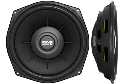 SWS Shallow Woofer Install