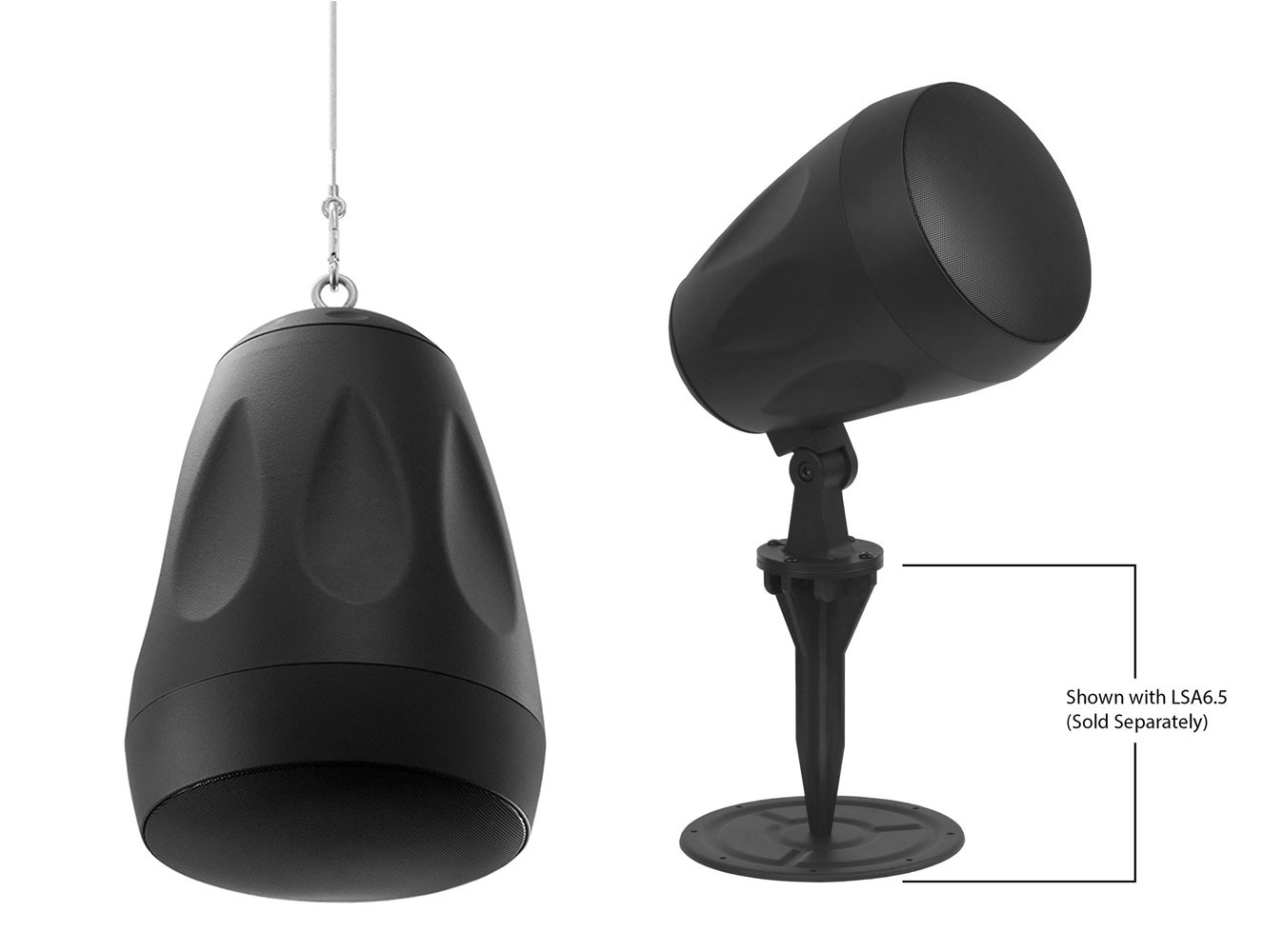 PCS6.5 Pendant Speakers are here!